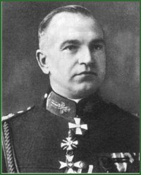 Portrait of lieutenant general paul adolf lill