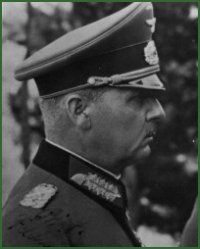 Portrait of Field Marshal Wilhelm List