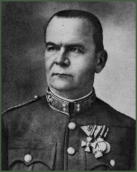 Portrait of Colonel-General András Littay