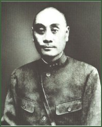 Portrait of General 1st Rank  Liu Xiang