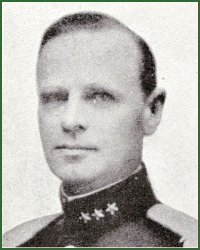 Portrait of Major-General Birger Ljungberg