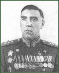 Portrait of Army General Aleksandr Aleksandrovich Luchinskii