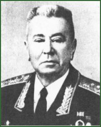 Portrait of Colonel-General Petr Timofeevich Lukashin