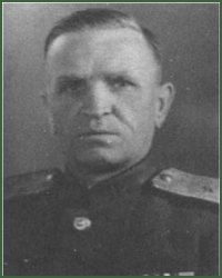 Portrait of Major-General Ivan Fedotovich Lunev