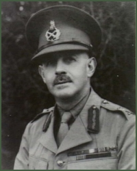 Portrait of Lieutenant-General Iven Giffard Mackay