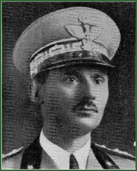 Portrait of Major-General Odoardo Majnardi