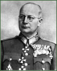 Portrait of Colonel-General Jëno Major