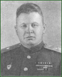 Portrait of Major-General Ivan Alekseevich Makarenko