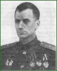 Portrait of Major-General Viktor Lvovich Makhlinovskii