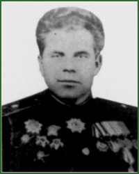 Portrait of Colonel-General Fedor Mefodevich Malykhin