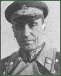 Portrait of Major-General Gancho Ivanov Manchev