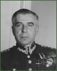 Portrait of Brigadier-General Teofil Karol Maresch