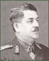 Portrait of Lieutenant-General Nicolae Mazarini