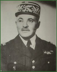 Portrait of Major-General Jean Mer