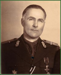 Portrait of Major-General Gh. Leonard Mociulschi