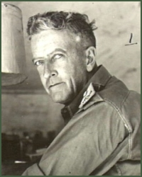 Portrait of Brigadier Gerald Vincent Moriarty