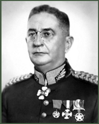 Portrait of Major-General Almério de Moura
