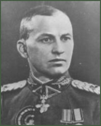 Portrait of Brigadier-General Kazys Musteikis
