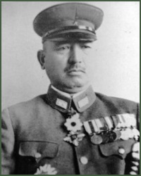 Portrait of Lieutenant-General Renya Mutaguchi