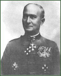 Portrait of Colonel-General István Náday