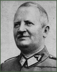 Portrait of Lieutenant-General Gyula Szotyori Nagy