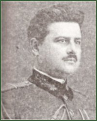 Portrait of Brigadier-General M. Alexandru Nasta