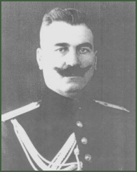 Portrait of Major-General Nikola Dimitrov Nedev
