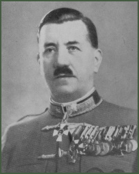 Portrait of Major-General Márton Nemerey
