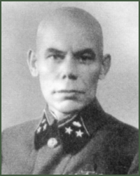 Portrait of Major-General of Tanks Troops Vasilii Vasilevich Obukhov