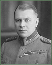 Portrait of Major-General Väinö Henrik Palojärvi