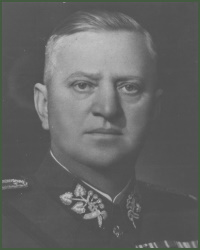 Portrait of Major-General Antonin Pavlík