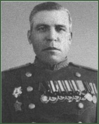 Portrait of Major-General Petr Vasilevich Pererva