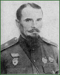 Portrait of Major-General Georgii Borisovich Peters