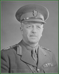 Portrait of Major-General Frederick Ross Phelan