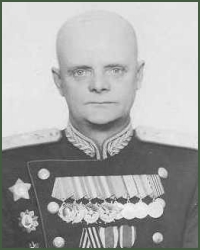 Portrait of Major-General of Artillery Pavel Ananevich Pilipenko
