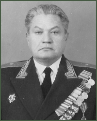 Portrait of Major-General Vasilii Timofeevich Piskliukov