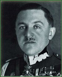 Portrait of Major-General Tadeusz Ludwik Piskor