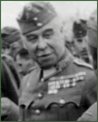 Portrait of Lieutenant-General Pál Platthy