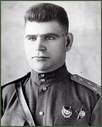 Portrait of Colonel-General of Aviation Aleksei Ilich Podolskii