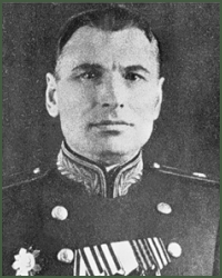 Portrait of Major-General Grigorii Fedoseevich Polishchuk