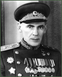 Portrait of Lieutenant-General Viktor Genrikhovich Pozniak
