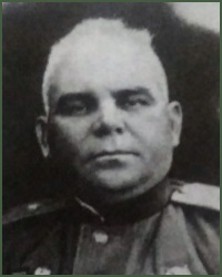 Portrait of Major-General Aleksandr Mikhailovich Pykhtin