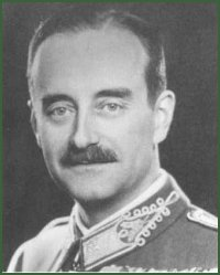 Portrait of Lieutenant-General György Rakovszky