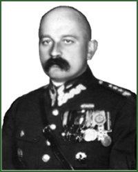 Portret generała brygady Bronisława Stanisław Rakowski
