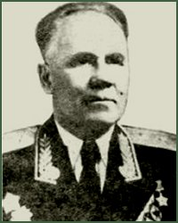 Portrait of Major-General of Artillery Andrei Ivanovich Ratov