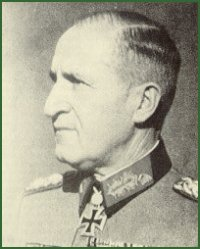 Portrait of Colonel-General Erhard Raus