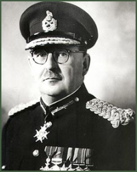 Portrait of Major-General Denis Arthur Kay Redman