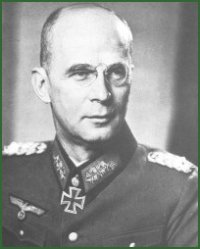 Portrait of Colonel-General Georg-Hans Reinhardt