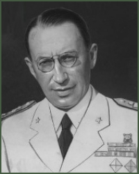 Portrait of General Mario Roatta