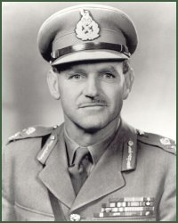 Portrait of Major-General John Meredith Rockingham